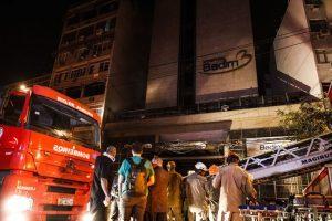 Incêndio em hospital no Rio expõe falta de prevenção nesse tipo de instalação