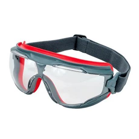 Óculos 3M GG500 GoggleGear Antiembaçante Extremo Ampla Visão Sem Clipe de Lente